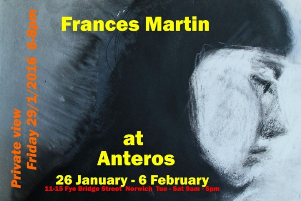 Anteros Exhibition Flyer